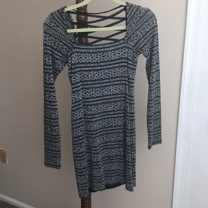 Free People, Long Sleeve Dress, XS